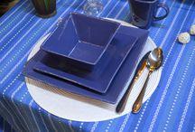Grecka Uczta / grecka uczta - czyli stylizacja stołu w prawdziwie greckim stylu
