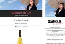 Ellos recomiendan Vin Doré 24K / Revistas, Blogs y Webs que recomiendan Vin Doré 24K