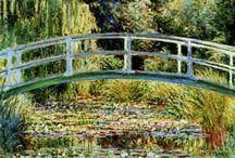 Art, , Monet, Claude / by Brenda Davis