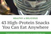 Bariatric snacks