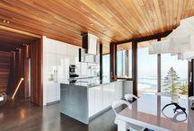 Kitchen Design / Beautiful kitchen designs for home.