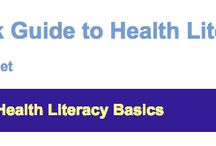 October is Health Literacy Month / Understanding your doctor is important to your overall health.  When you understand your doctor, you can take the best care of you.