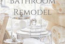 Second Bathroom Redo