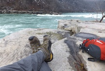 Niagara Falls and the Niagara Gorge