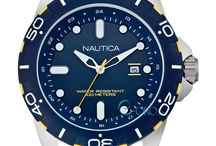 Nautica Watches / View Collection: http://www.e-oro.gr/nautica-rologia/