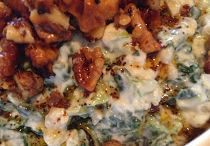 Ispanaklı buday salatası