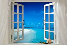 HOME ● Window