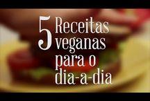 Receita vegana