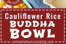 Food-Buddah Bowls
