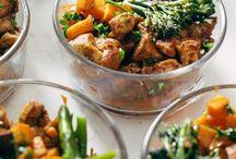 recipes   healthy meal prep