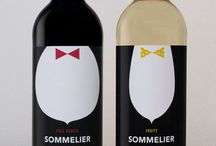 Wine Labels and Packaging