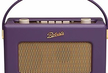 Purple Radios & Televisions & Pickups