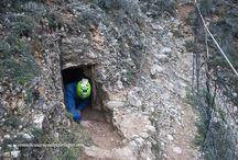 Cueva Fuentemolinos en Burgos