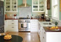my someday kitchen / by Rebecca Minnette