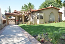 Spanish Style Homes / Glendale has a ton of Spanish inflected architecture. The romance of the style is undeniable.