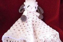 Crochet- Lovies / by Linda Gibelyou