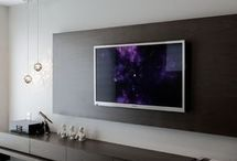 Tv mounting ideas