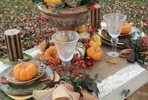 Fall Table and Home Decor / by Lisa Munz