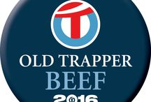 Trapper for Prez / Choose T.O. Trapper this election season and you're electing honesty, experience, and great taste.