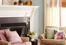 Family room ideas / by Patti Lane