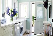 Laundry rooms / by Meredith Gettler