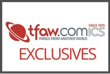 TFAW Exclusives / All our Things From Another World Exclusives.