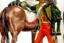 French Napoleonic period cavalry regiments