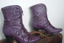 Everything violet...