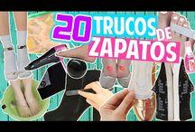 20 trucos zapatos