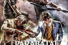 Parabatai / All the parabatais