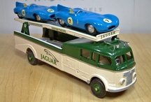 Racers transporter