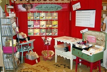 Craft Displays / by I'm Loving Beads Nancy Gound