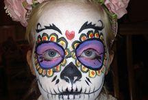 Face paints by Me :)