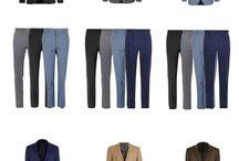 nadrág öltöny kombináció