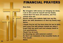 a prayer financial