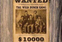 Old Wild West I love