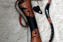 Archery and Leather