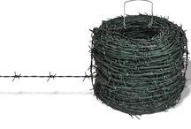 Iron Garden Wire