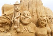 RZEŹBIĄ JAK SIĘ DA / Rzeźby w maśle, czekoladzie, lodzie, piasku oraz innych surowców pełnych blasku...