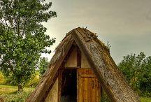 Vikinge Huse