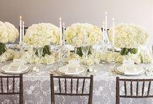 Wedding- Classic White