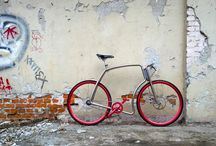 unusual bikes / A collection of experimental, custom, and novelty bikes.
