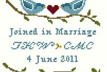 Wedding stitch
