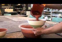 pottery video