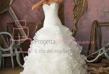 Abiti da sposa e sposo / Le foto dei migliori abiti da sposa e sposo
