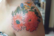 tattoo inspiration / by Katie Dopita