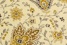 Haberdashery / Fabric collection by Jo Morton.