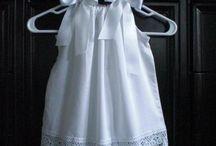 Pillowcase dresses