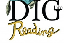 """2013 Summer Reading - Dig into Reading / This year's Summer Reading theme is """"Dig into Reading"""" - come join the fun!"""