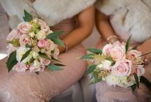 Flowers | Vintage / The ever popular 'vintage style' wedding, love it or loathe it it is more popular than ever